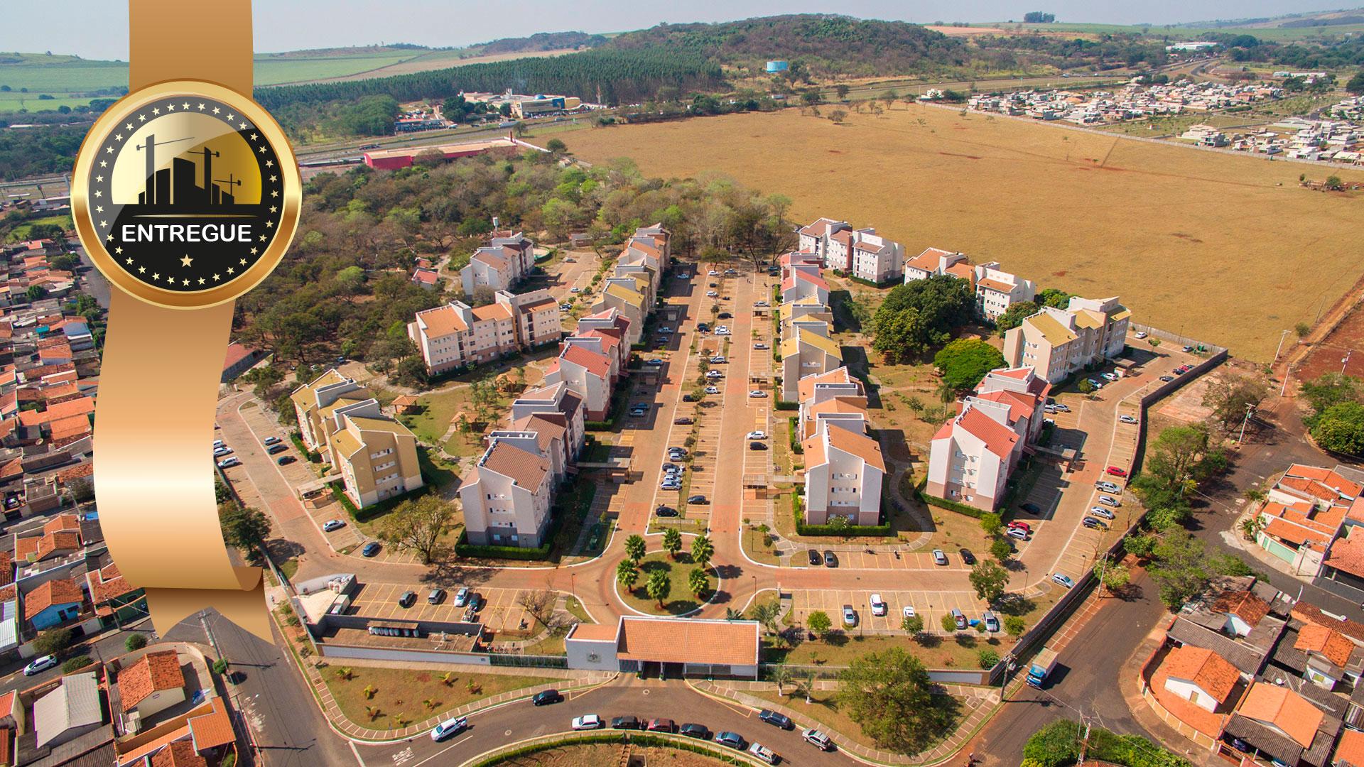 Condomínio Bosque das Caviúnas - Chemin Engenharia